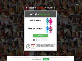 Testbericht - whatsdates.de Abzocke