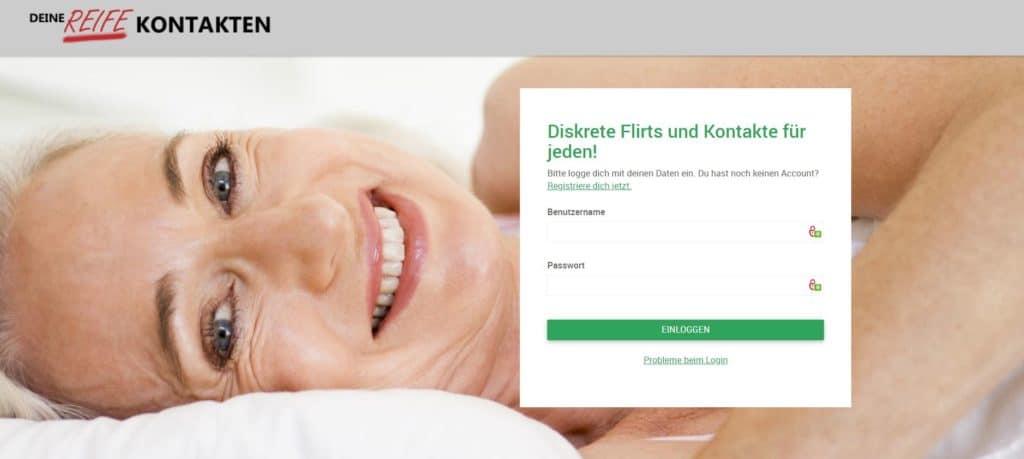 Testbericht - deinereifekontakte.com Abzocke