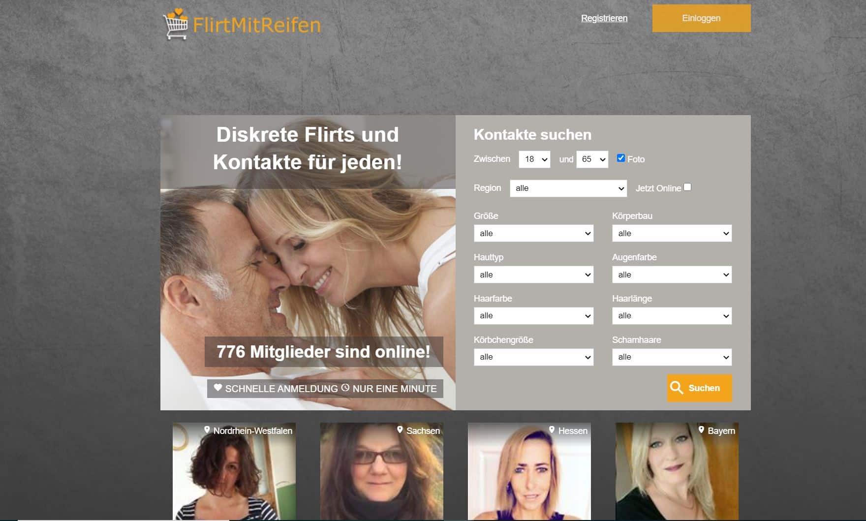 Testbericht - flirtmitreifen.com Abzocke