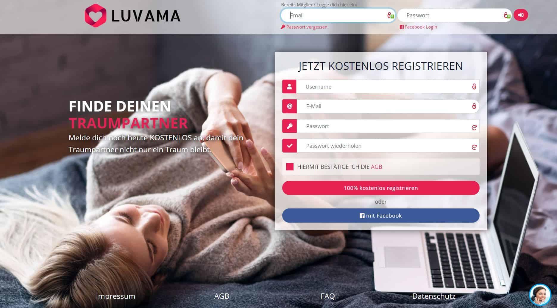 Testbericht - luvama.de Abzocke