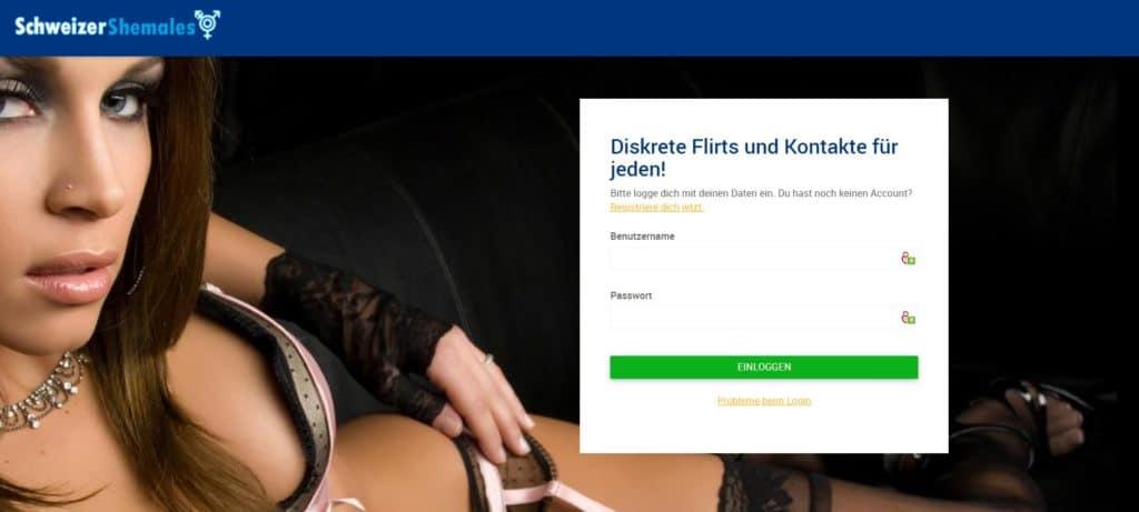 Testbericht - schweizershemales.com Abzocke