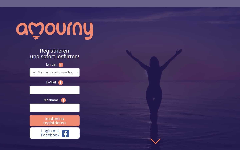 amourny.de - Startseite