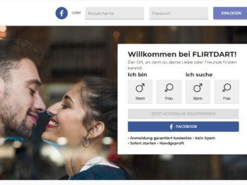 flirtdart.com - Startseite