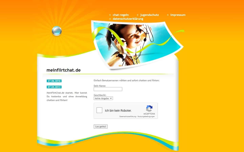 meinflirtchat.de - Startseite