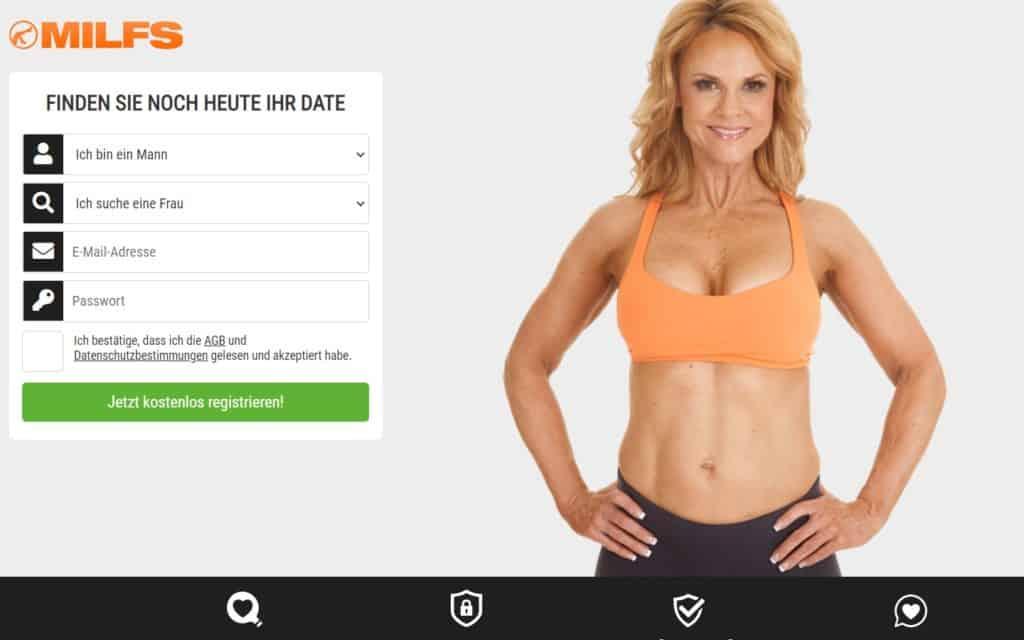 milfs.de - Startseite
