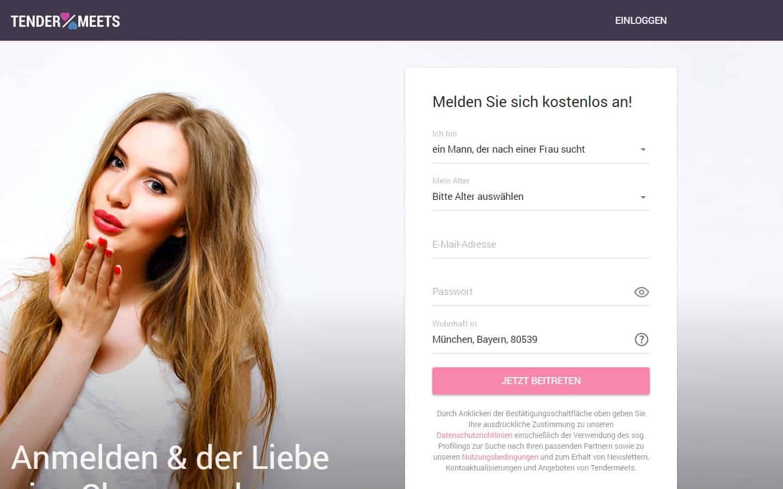 tendermeets.com - Startseite