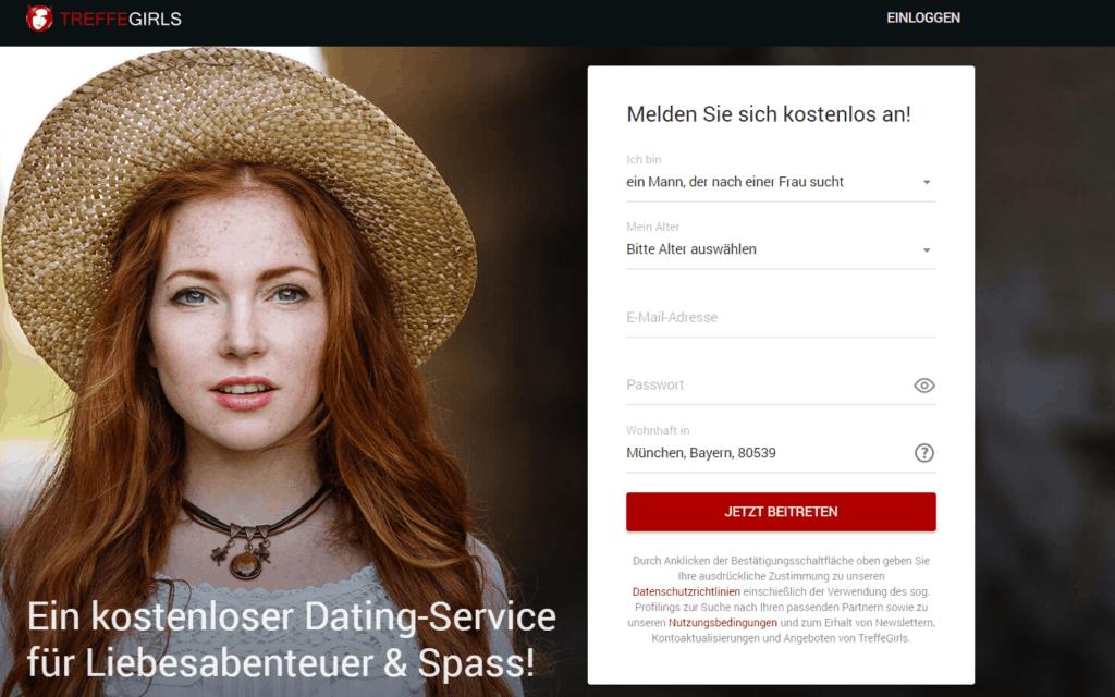treffegirls.com - Startseite