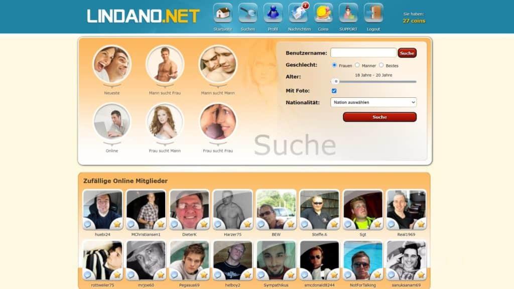 Testbericht - liebesflirt.net Mitgliederbereich