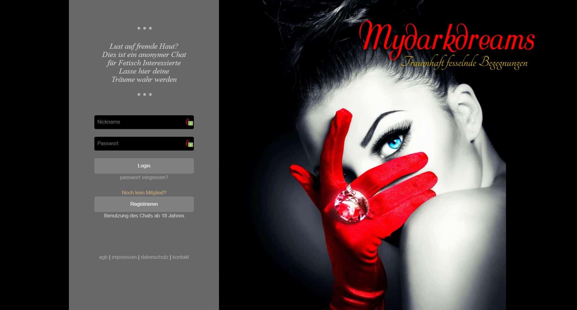 Testbericht - mydarkdreams.com Abzocke