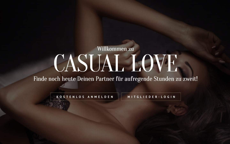 casuallove.net - Startseite