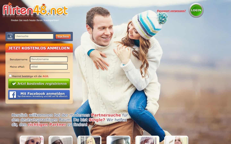 flirten48.net - Startseite
