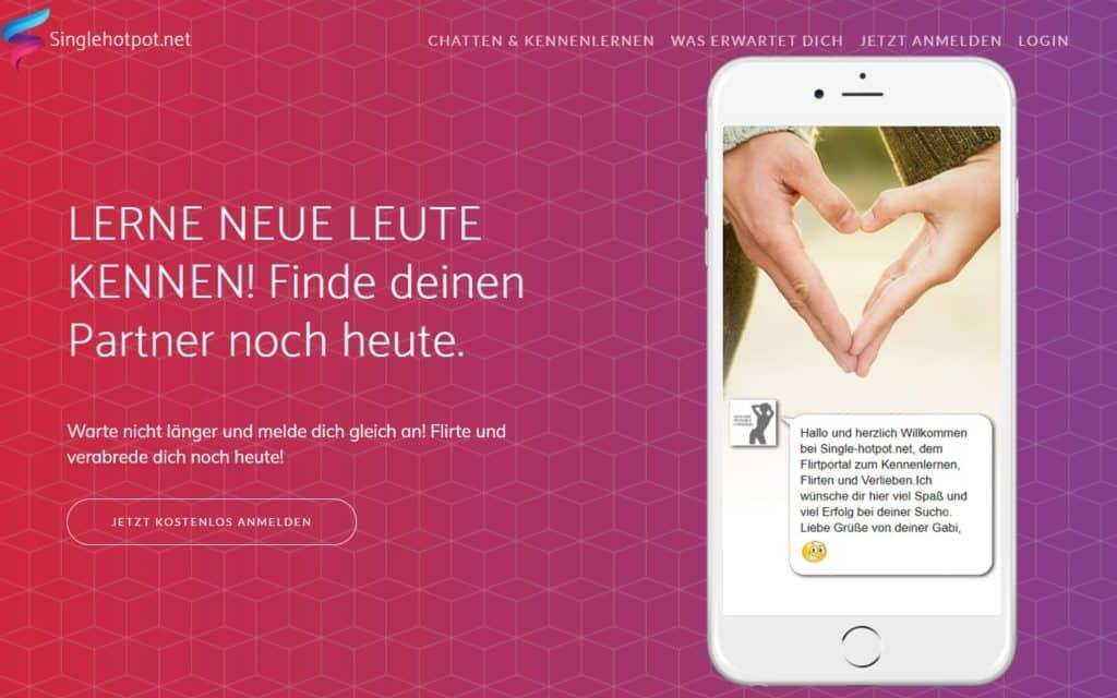 singlehotpot.net - Startseite