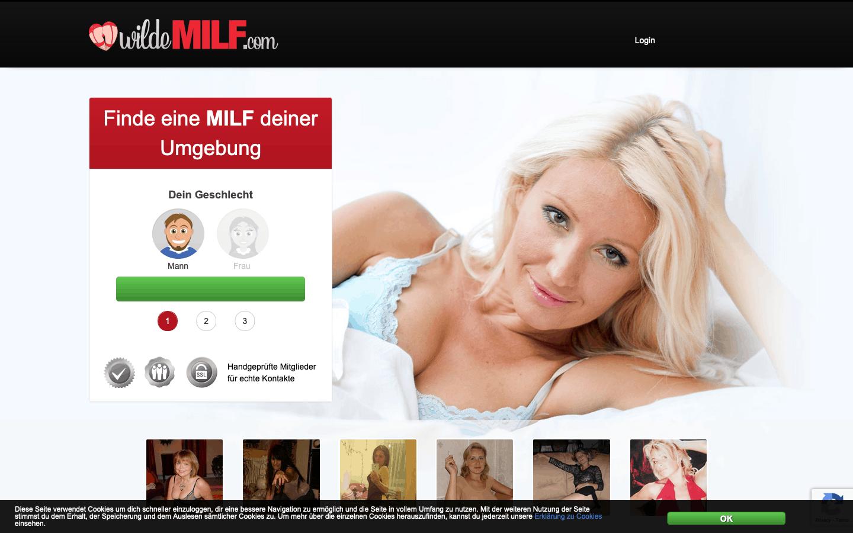 Testbericht: WildeMilf.com