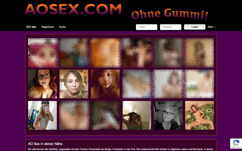 Testbericht: AoSex.com Abzocke