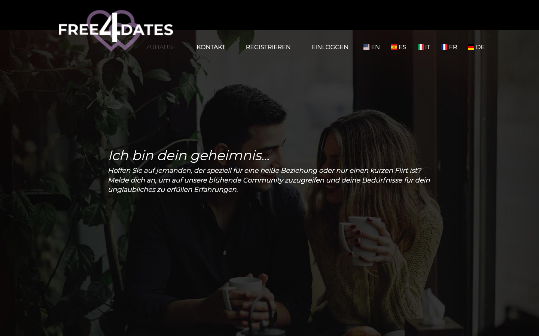 Testbericht: Free4Dates.com Abzocke