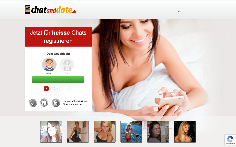 Testbericht: ChatAndDate.de Abzocke