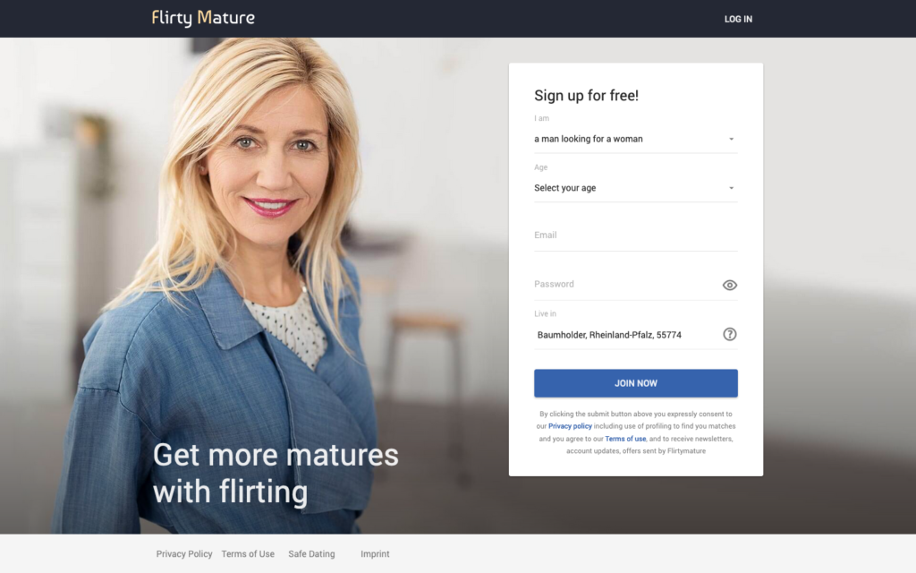 Testbericht: FlirtyMature.com Abzocke