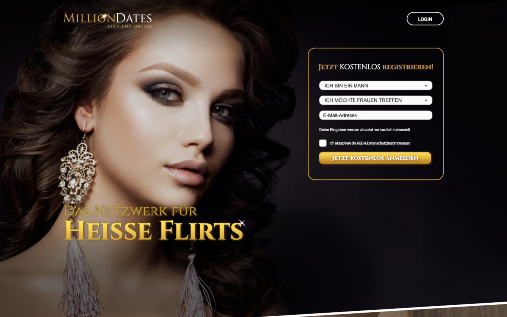 Testbericht: Million-Dates.com Abzocke