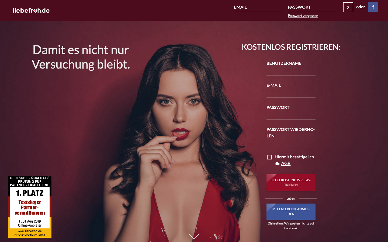 Testbericht: LiebeFroh.de Abzocke