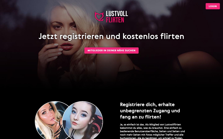 Testbericht: LustvollFlirten.com Abzocke