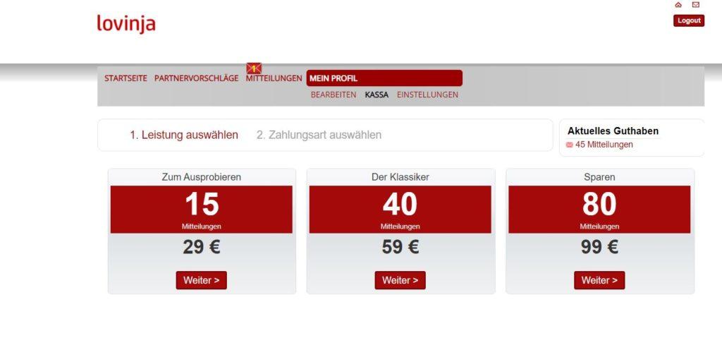 Testbericht - lovinja.com Kosten Abzocke