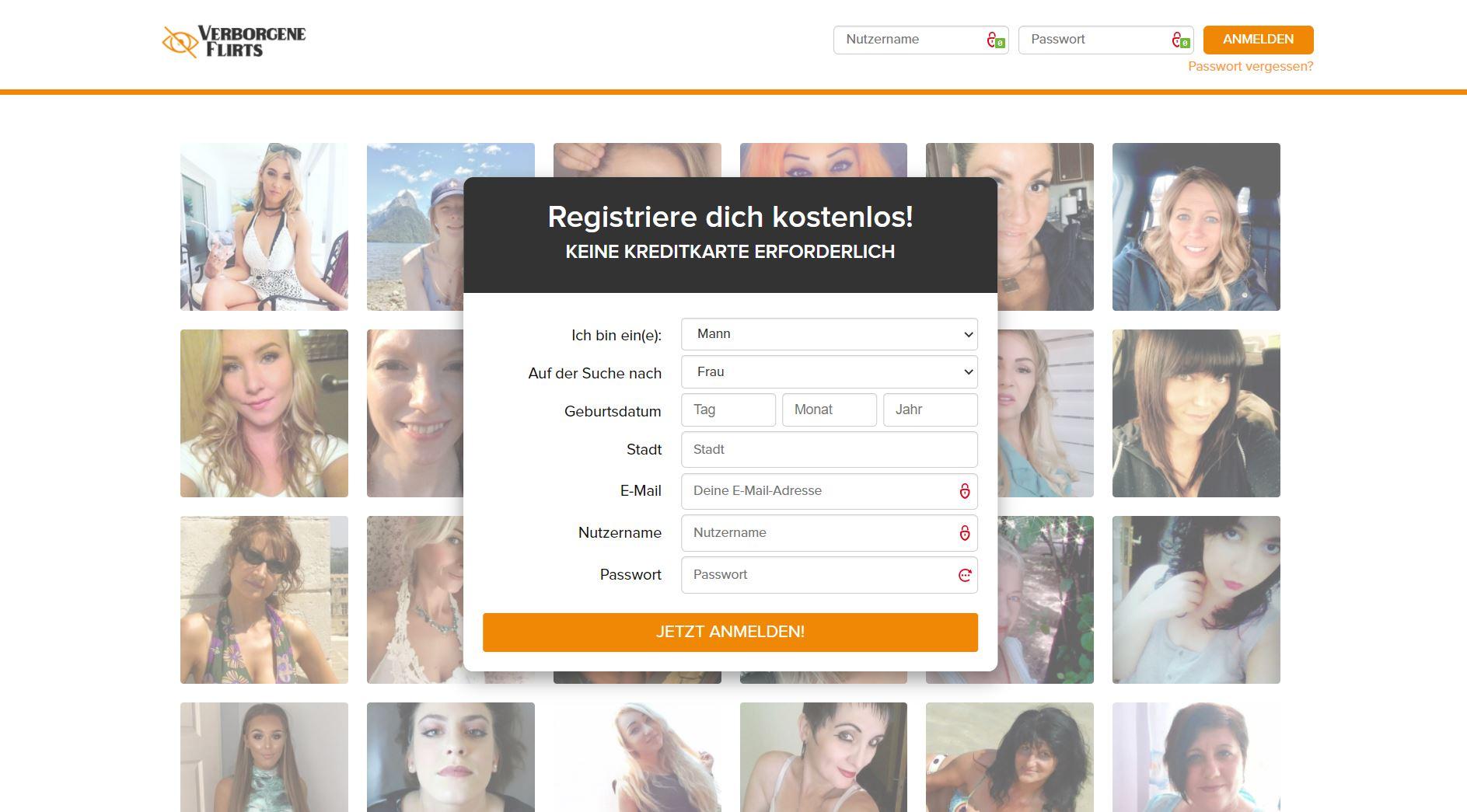 Testbericht - verborgeneflirts.com Abzocke