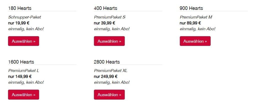date-lust.de - Kosten Abzocke