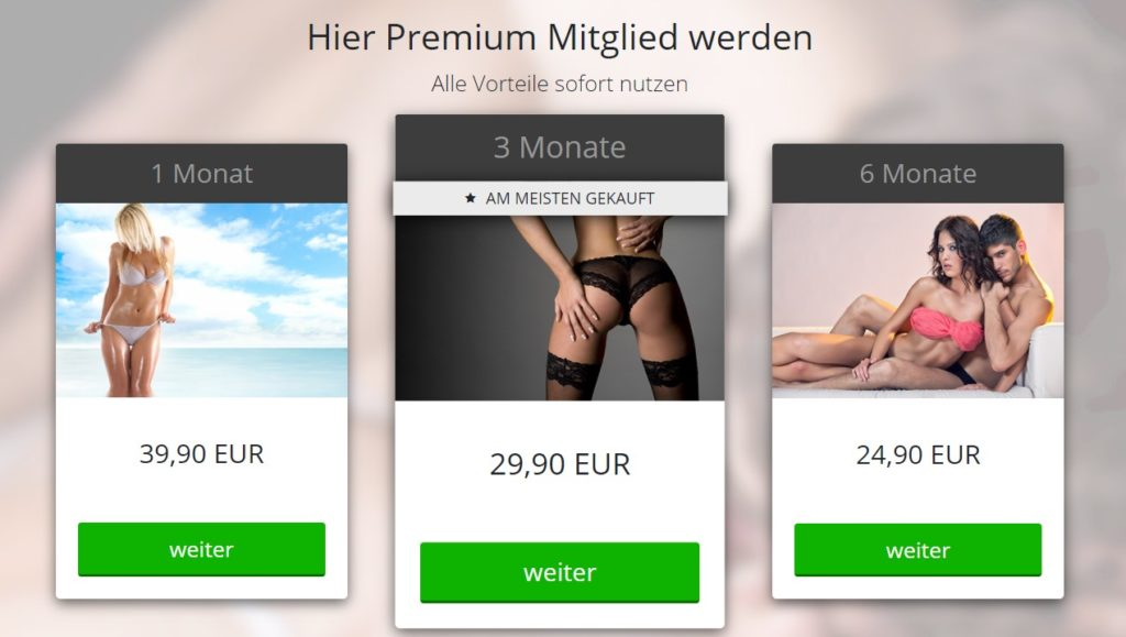 scharfesdate.de - Kosten Abzocke