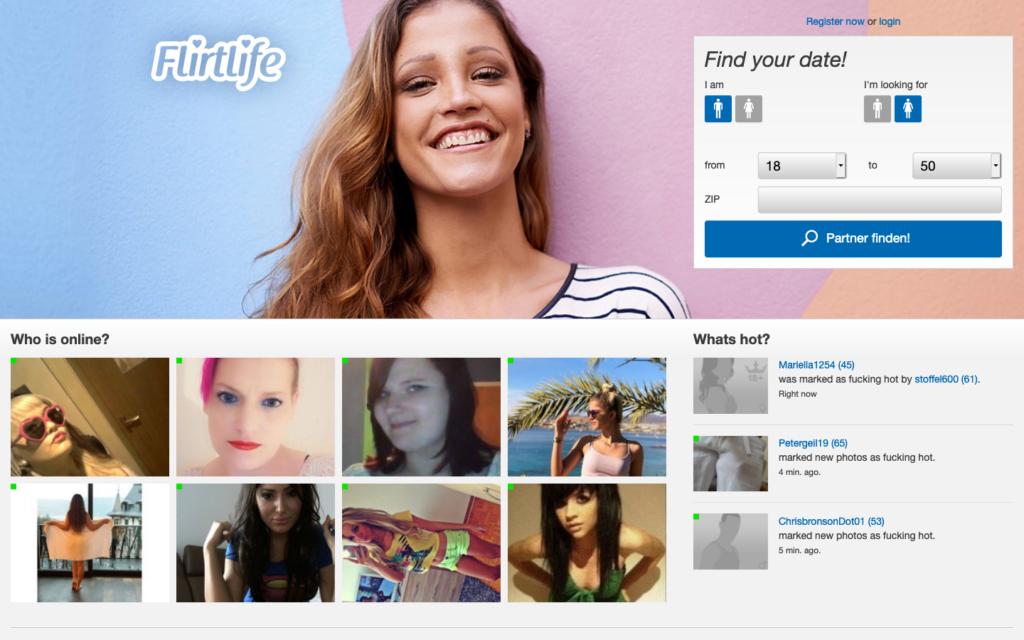 Testbericht - flirtlife.de - Abzocke