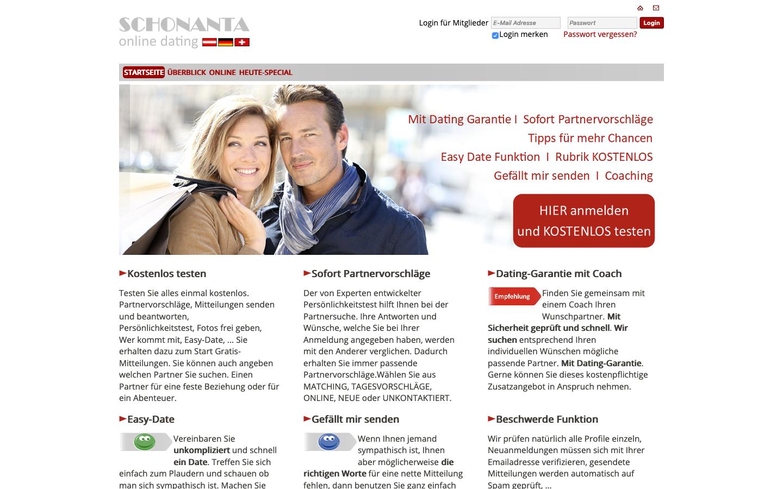 Testbericht - schonanta.com Abzocke
