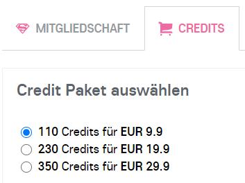 G33KDating.com - Kosten