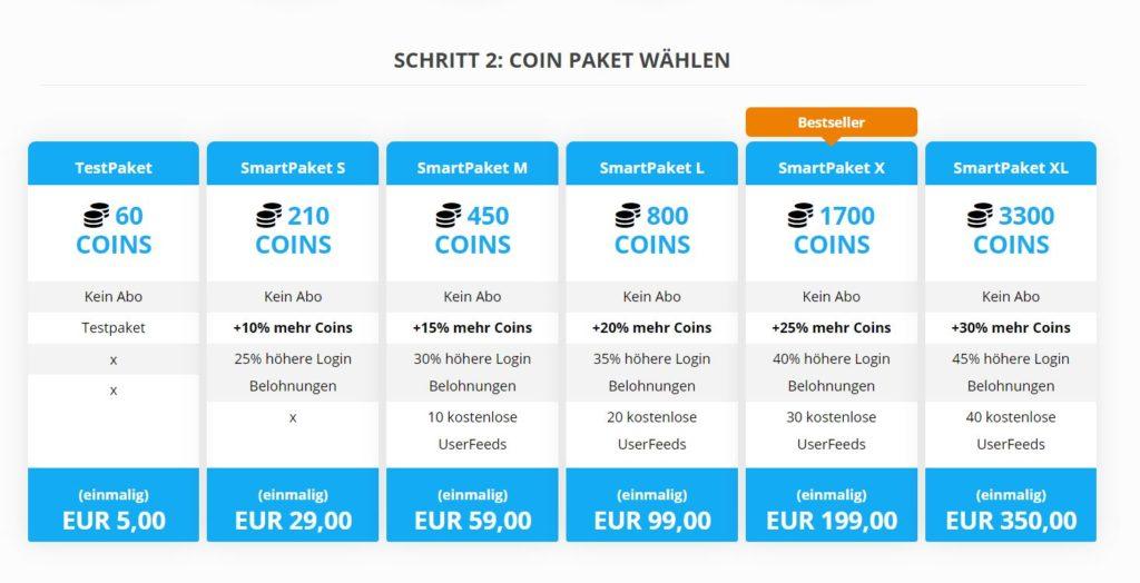 Testbericht - lieberoo.de Kosten