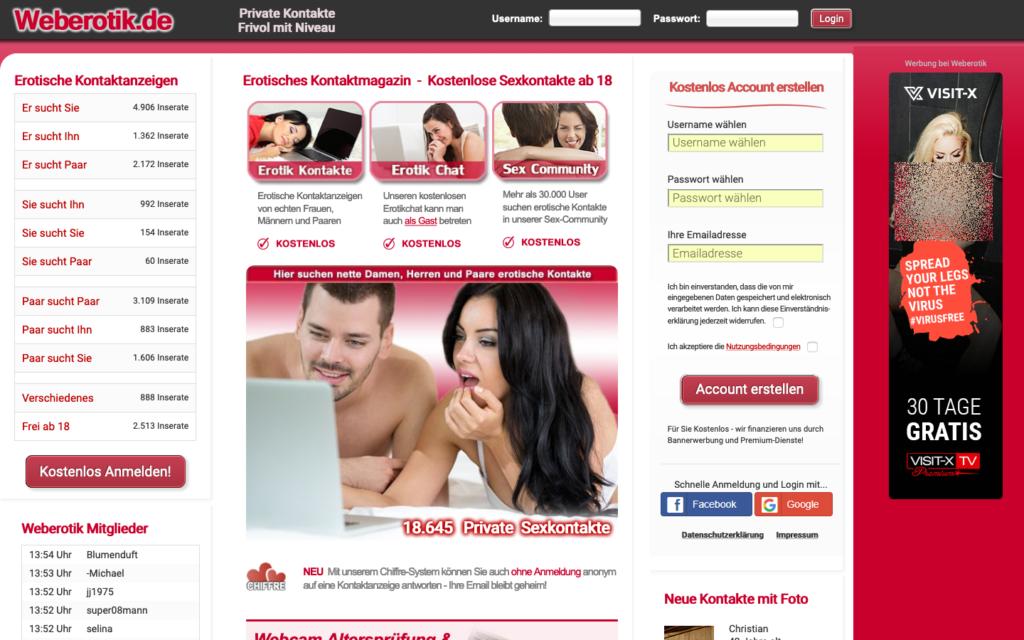 Testebricht-weberotik.de-Abzocke