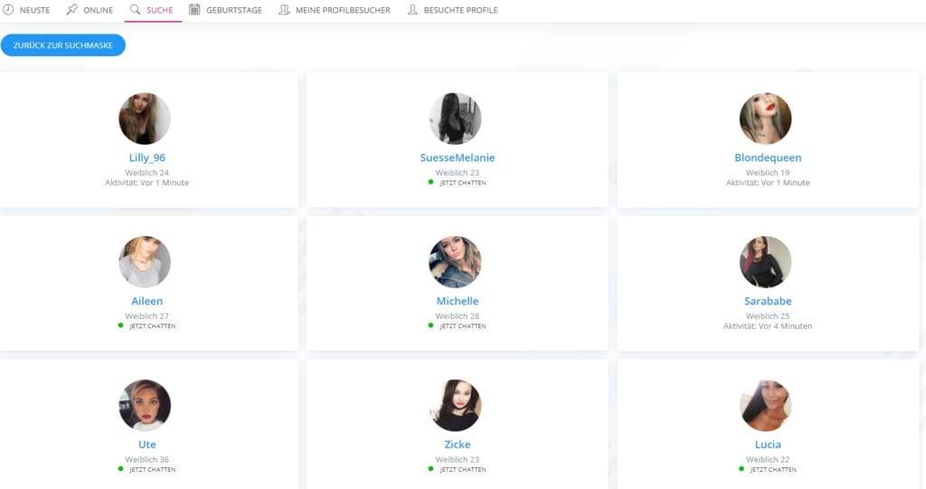 nurwirzwei.com - Mitgliederbereich