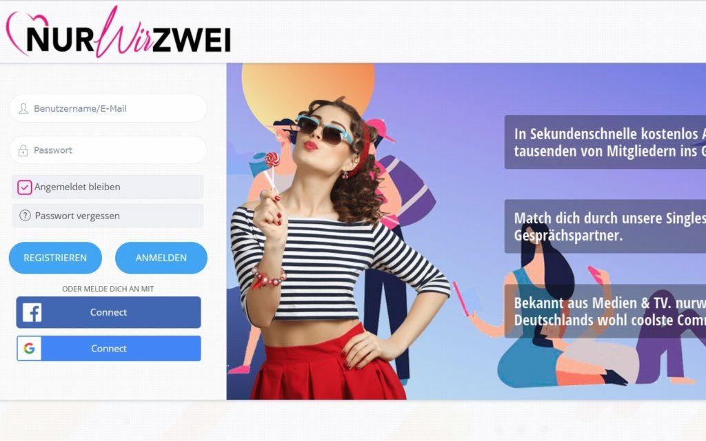 nurwirzwei.com - Startseite