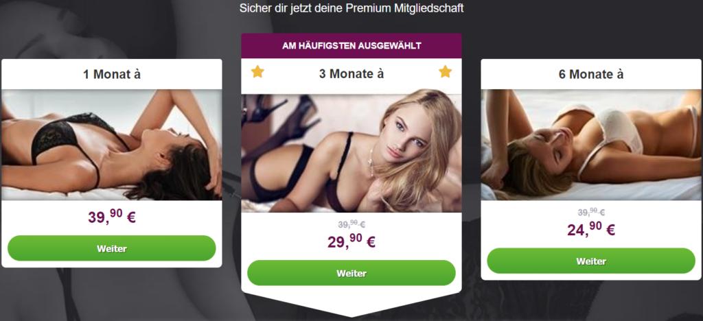 PrivateMilf.com - Kosten