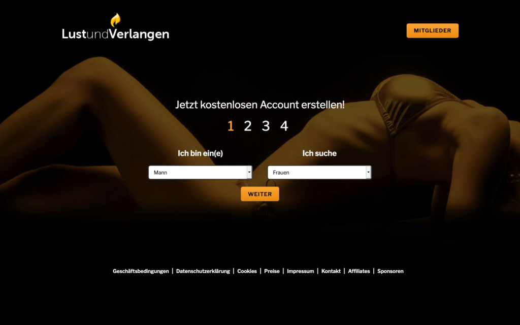 Testbericht LustundVerlangen.com Abzocke