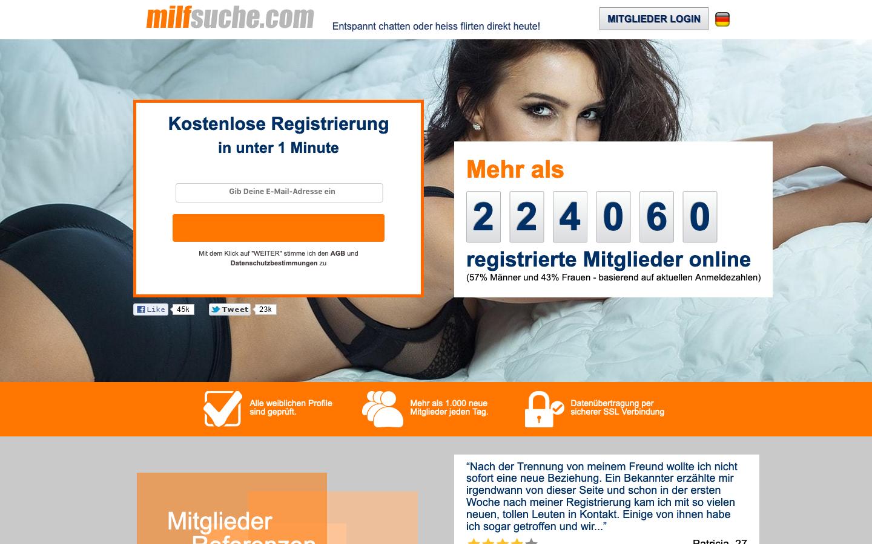Testbericht MilfSuche.com Abzocke