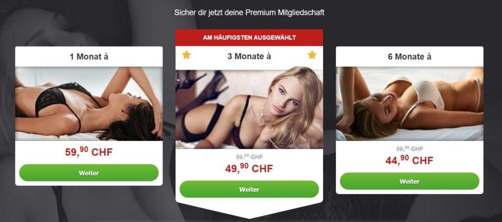 Testbericht - fickdate24.ch Kosten