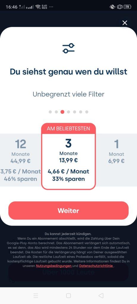 jaumo.com.de - Kosten