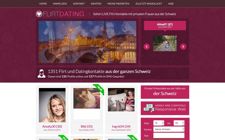 Testbericht FlirtDating.ch Abzocke