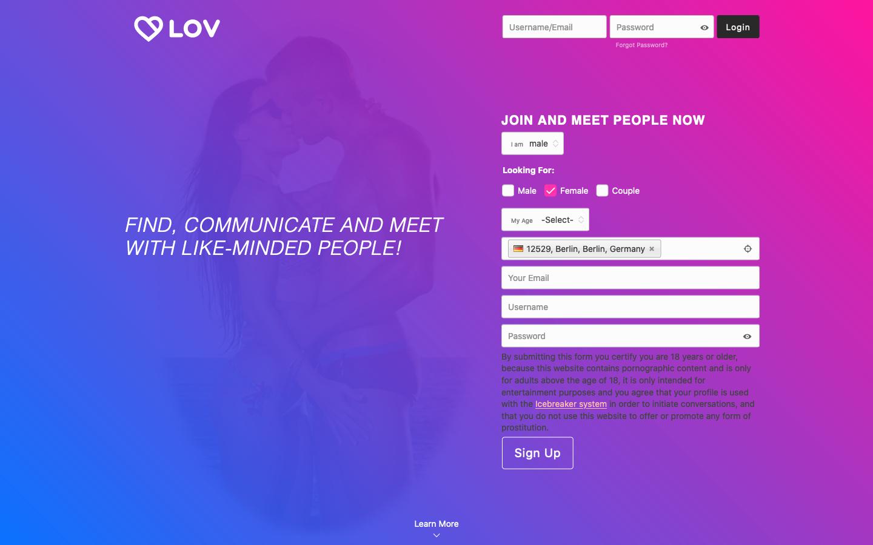 Testbericht Lov.dating Abzocke
