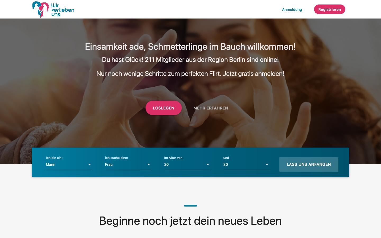 Testbericht WirVerliebenUns.de Abzocke