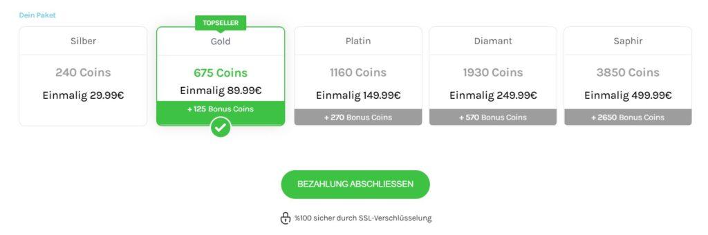 Testbericht - catchify.de Kosten