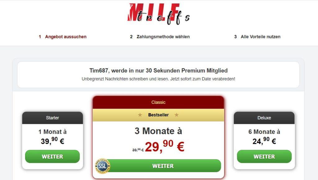 Testbericht - milf-treffs.com Kosten
