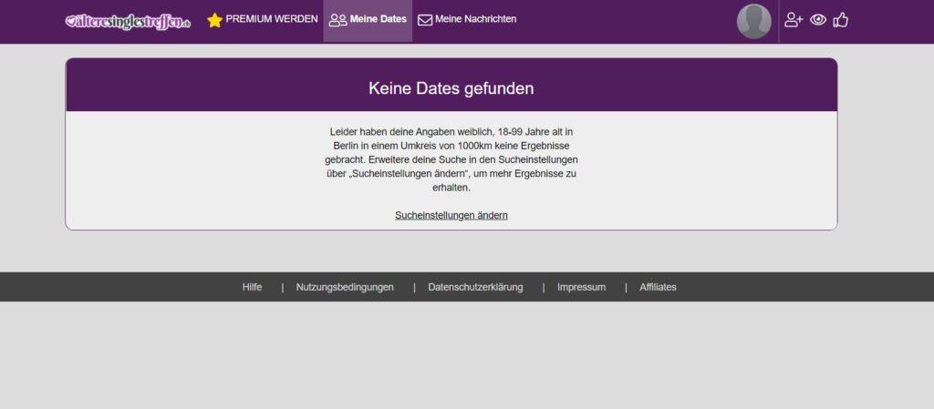 """Testbericht - """"lteresinglestreffen.ch Mitgliederbereich"""