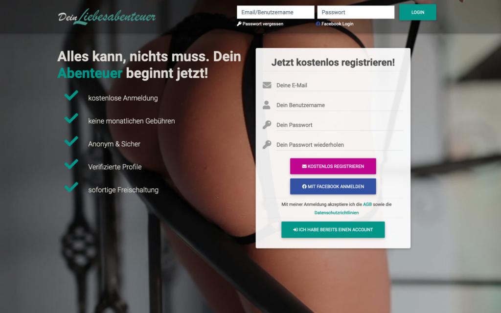Testbericht DeinLiebesAbenteuer.com Abzocke