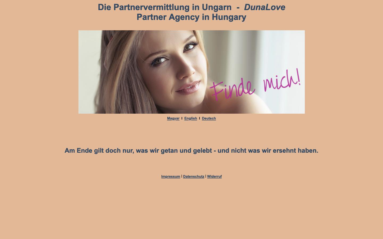 Testbericht DunaLove.com Abzocke