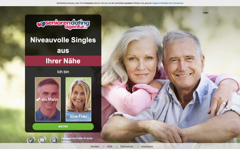 estbericht SeniorenDatingAgentur.ch Abzocke