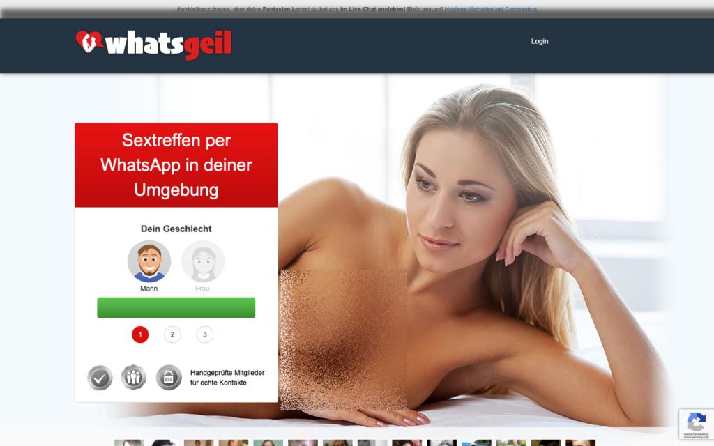 Testbericht WhatsGeil.com Abzocke